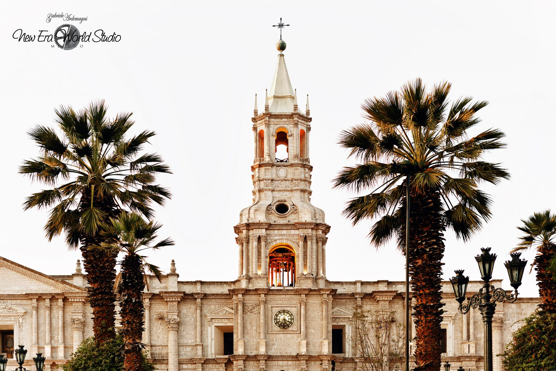 Arequipa Cathedral Perù Foto by Gabriele Ardemagni