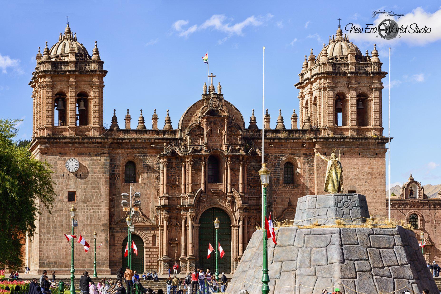 Cuzco Cathedral  Perù Foto by Gabriele Ardemagni