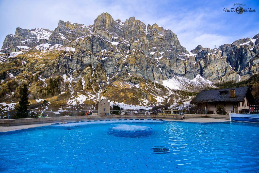 Leukerbad Swiss Alps Therm Foto by Gabriele Ardemagni