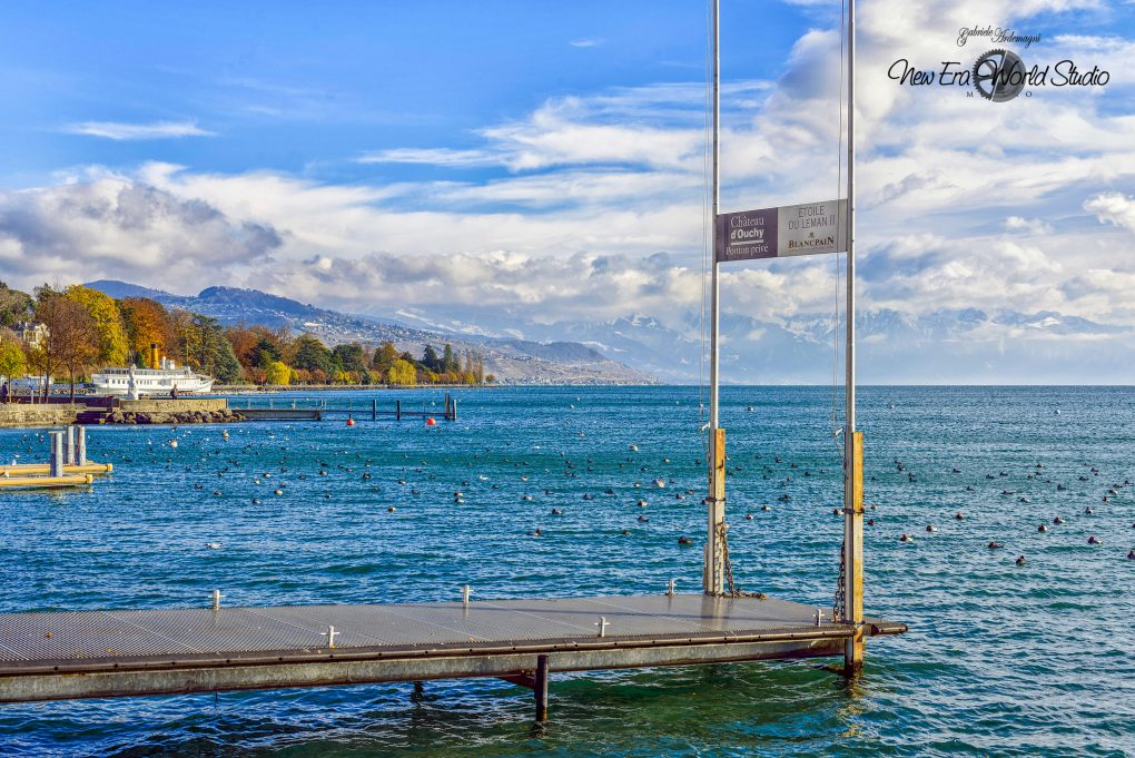 Lausanne Swiss Lake Foto by Gabriele Ardemagni