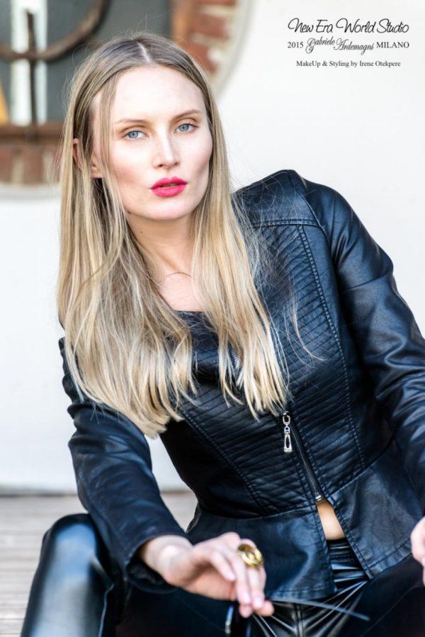 Yulia Kholmogorova 2 Foto by Gabriele Ardemagni