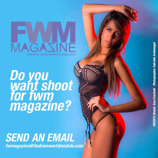 Fashion World Models Magazine 1 2016 Paris