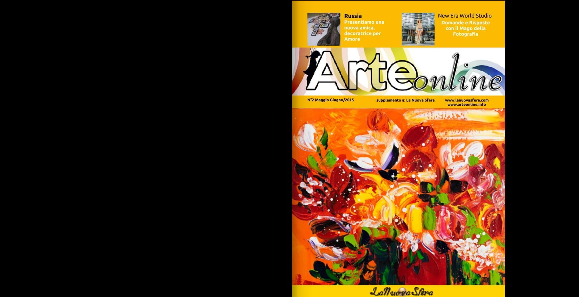 Arte Online #2 2015
