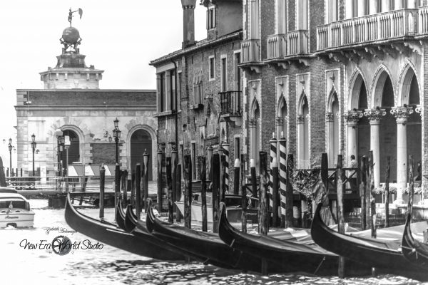 Venice Black & White Foto by Gabriele Ardemagni