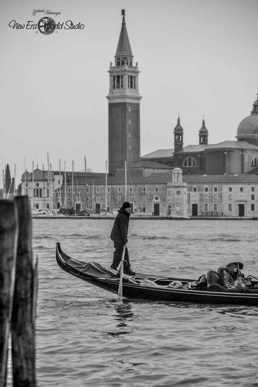 Venice Black & White Foto by Gabriele Ardemagni