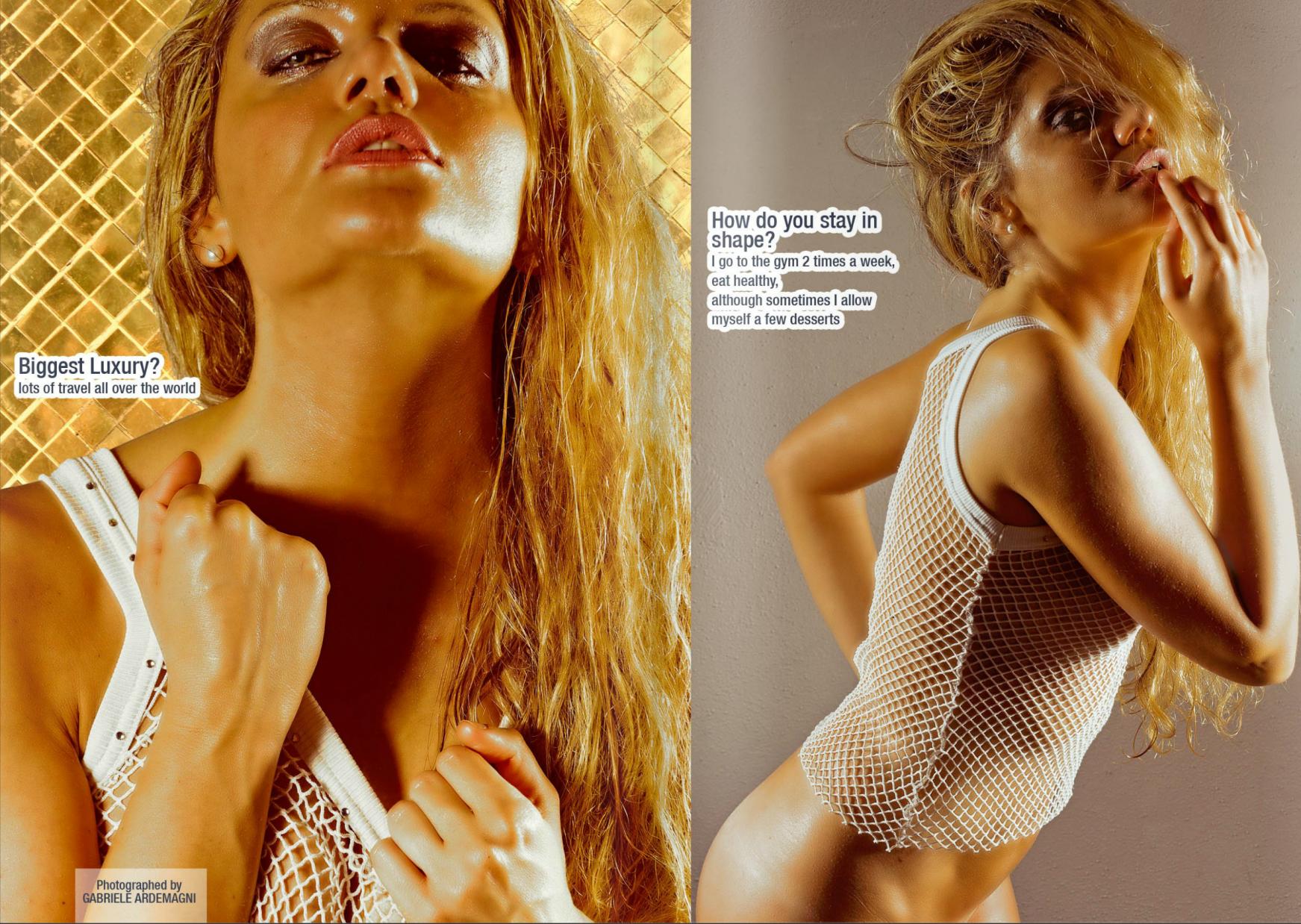 Fashion World Models Magazine #3 2013
