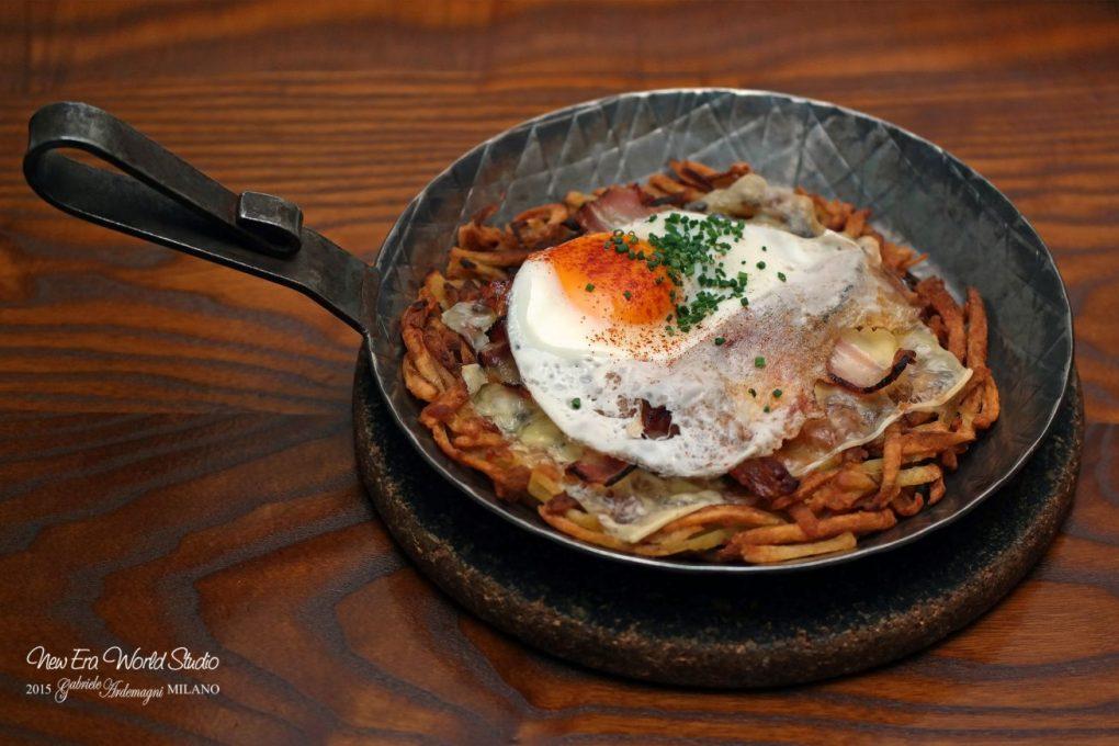 Potatoes e Egg