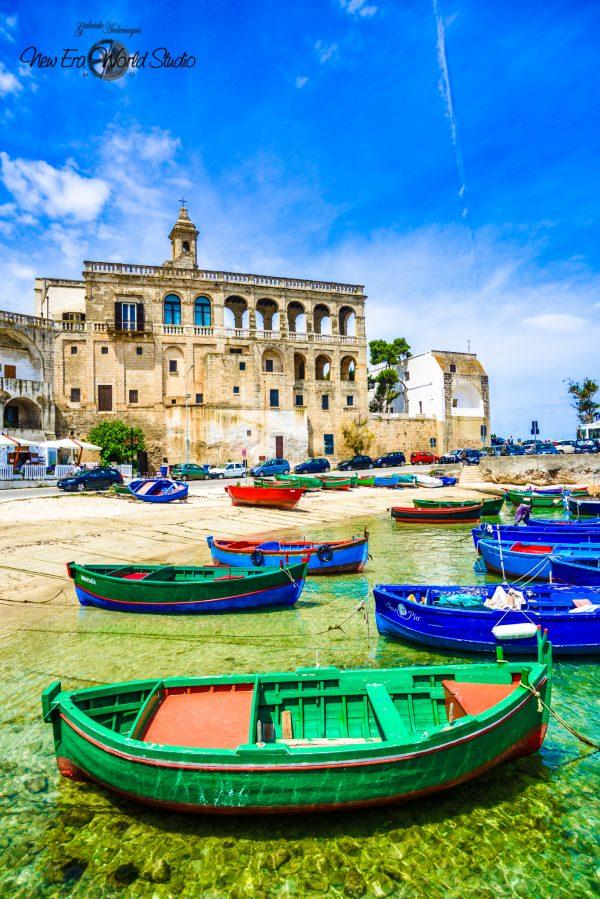 Polignano a Mare San Vito Puglia Italia Foto by Gabriele Ardemagni