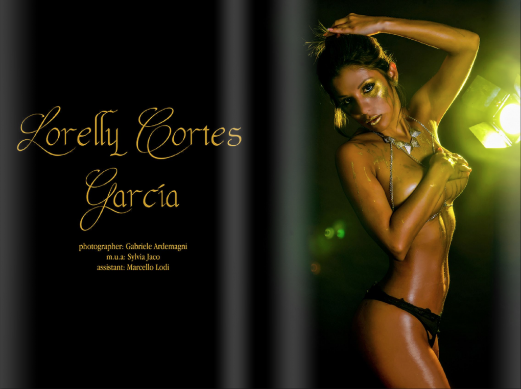 Lorelly Cortés Garcia published on Virtuosité Magazine #10 Almost Summer