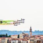 Frecce Tricolori Arona 1 Foto by Gabriele Ardemagni