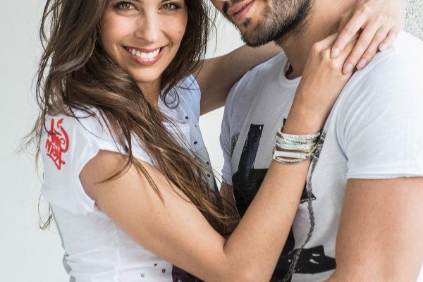 Nuovo 22 2 giugno 2016 Ariadna Romero e Pierpaolo Pretelli Foto by Gabriele Ardemagni