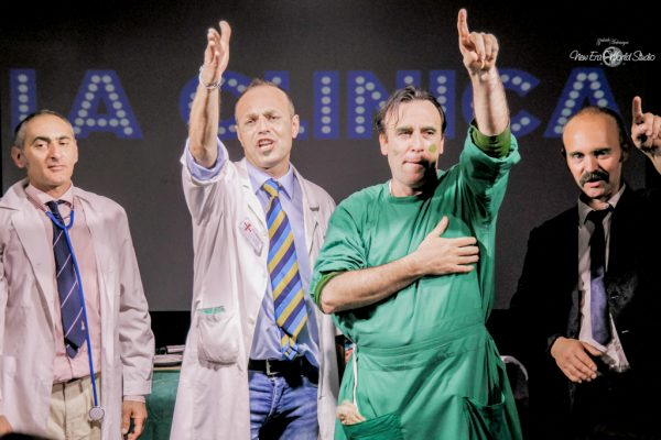 La Clinica Virus Show - Eventi Teatro