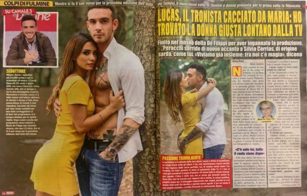 Nuovo #48 1 Dic 2016 Lucas Peracchi e Silvia Corrias - foto www.gabrieleardemagni.com