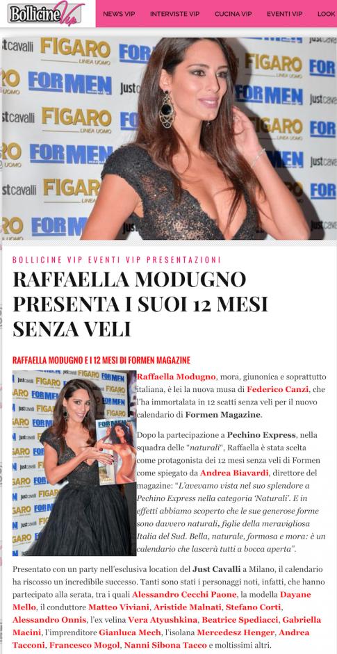 Raffaella Modugno Calendario 17.Blog Grid With Cover Image