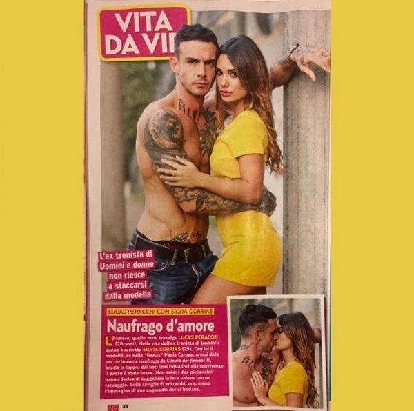 Nuovo Tv #47 29 Novembre 2016 Lucas Peracchi e Silvia Corrias Foto www.gabrieleardemagni.com