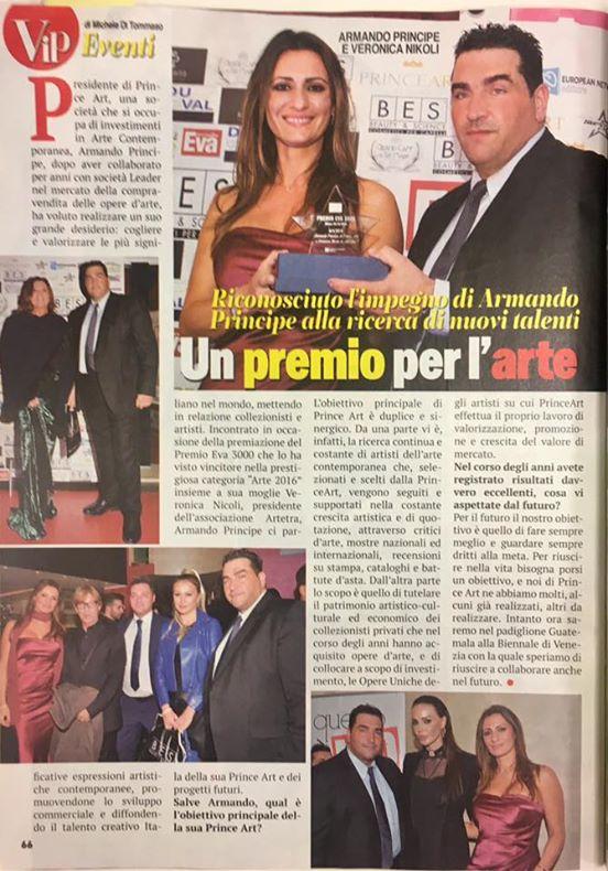 Vip #881 16 Dicembre Foto www.gabrieleardemagni.com