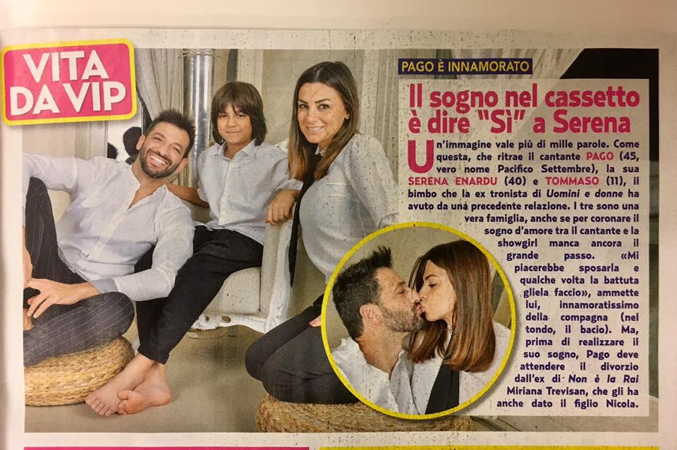 Nuovo Tv #49 13 Dicembre 2016 - Pago e Serena - Foto www.gabrieleardemagni.com