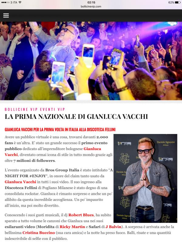 Gianluca Vacchi bollicinevip.com foto by www.gabrieleardemagni.com