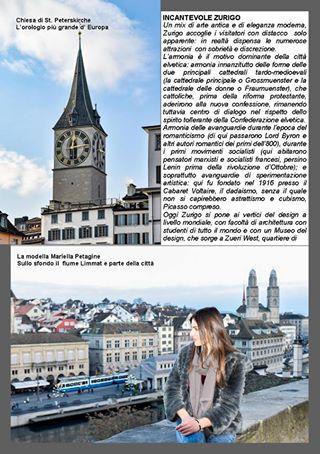 Miraflores Press Gennaio 2017 servizio su Zurigo Svizzera Autore Aristide Mummy Malnati foto Gabriele Neweraworldstudio Ardemagni riprese Giorgio Melis Inviata e modella Mariella Petagine si ringrazia Ente Turismo Elvetico Pagina 2 di 4