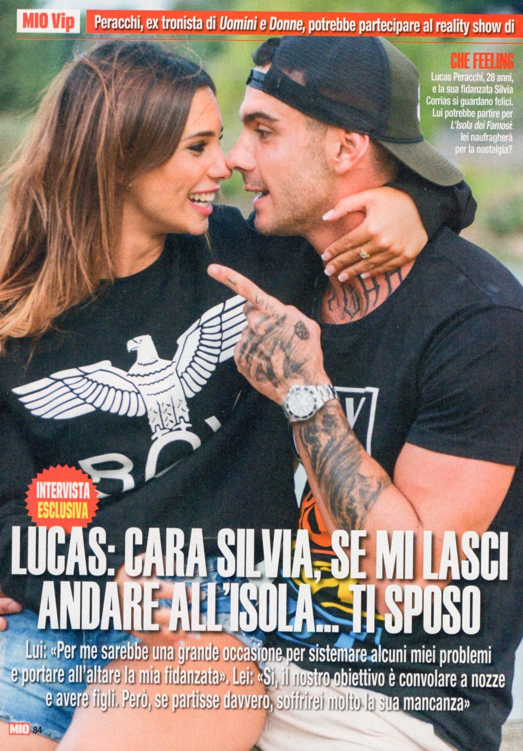 MIO 48 15 DIC 2016 Lucas Peracchi e Silvia Corrias Photo www.gabrieleardemagni.com