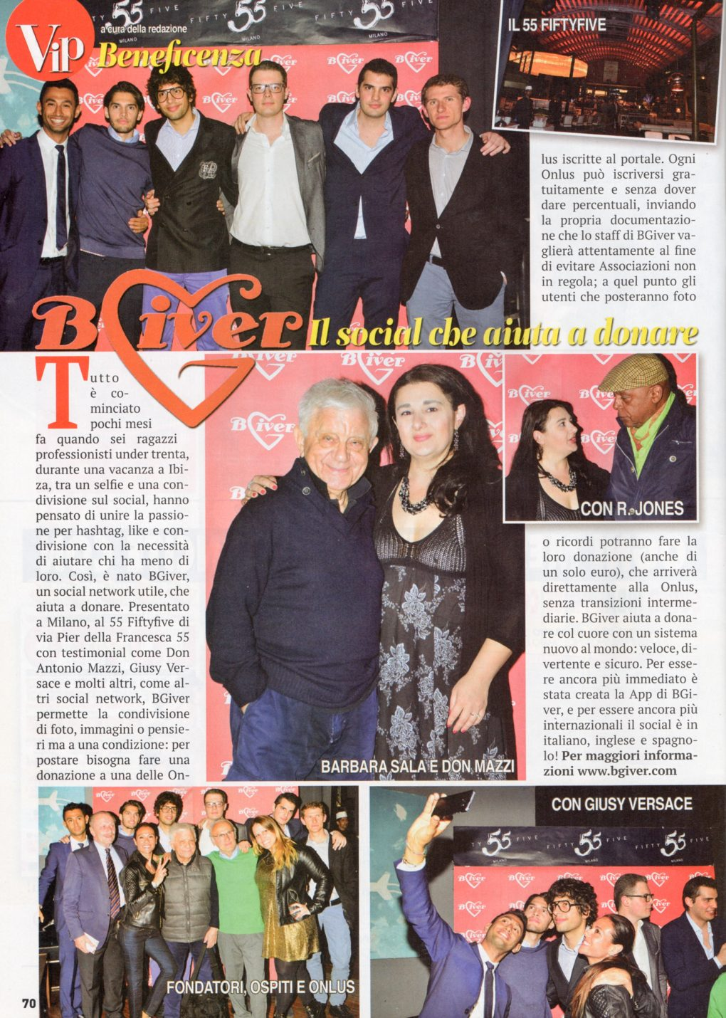 VIP 852 27 MAG 2016 BGiver Photo www.gabrieleardemagni.com