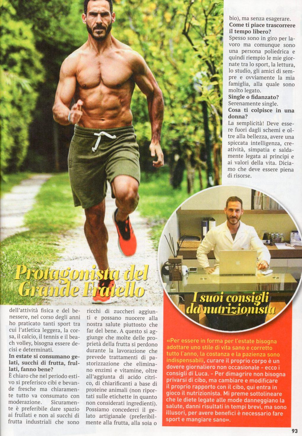VIP 859 15 LUGLIO Luca Photo www.gabrieleardemagni.com