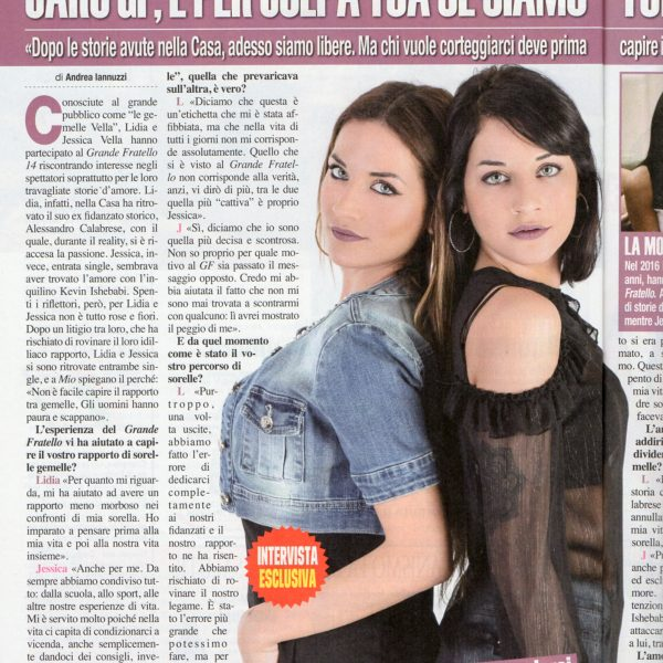 MIO 15 20 APR 2017 JESSICA E LIDIA VELLA Photo www.gabrieleardemagni.com
