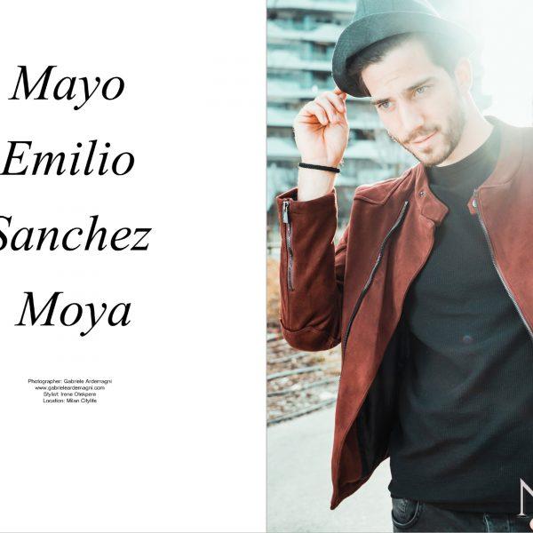 Neah Magazine Oceania #10 May 2017 Photo: www.gabrieleardemagni.com Model: Mayo Emilio Sanchez Moya Mua e Styling: Irene Otekpere Video: Black Diamond Creations