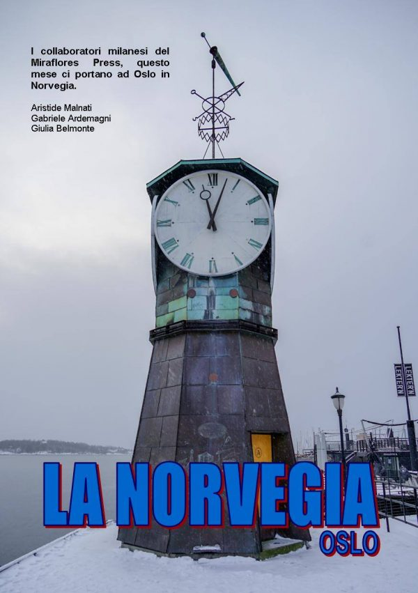 Miraflores Press #101 Feb 2018 - Oslo