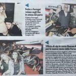 Il Giorno Sabato 3 Febbraio 2018 Evento Forward Racing 4:20theclub.com MotoGP Milano