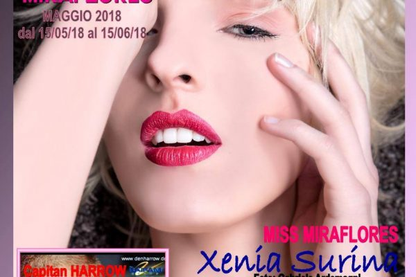 Miraflores Press 104 Maggio 2018 Xenia Cover