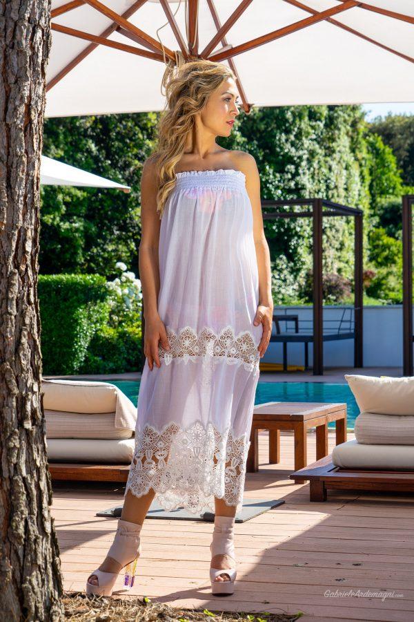 DSC07956-Klodiana Koci Hotel Principe Forte dei Marmi Copricostume Cotton Club scarpe Andrea Grivaldi Sign