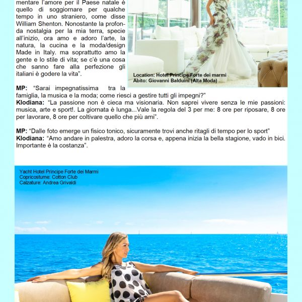 Klodiana Cotton Club Miraflores Press