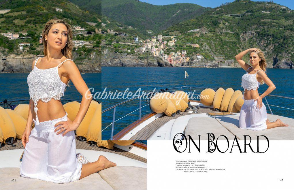 Neah Magazine 17 2018 Klodiana by Gabriele Ardemagni