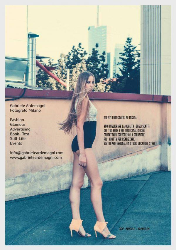 Miraflores Press 107 settembre 2018 Daniela Grousu by Gabriele Ardemagni
