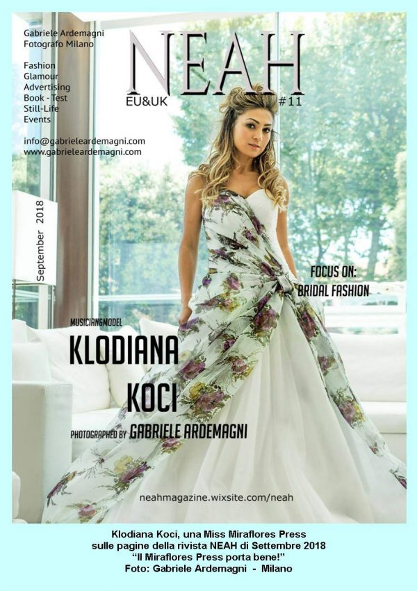 Miraflores Press 108 Oct 2018 Klodiana