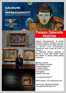 Miraflores Press #108 Ottobre 2018 Testo e foto www.gabrieleardemagni.com Mostra: Gauguin e gli Impressionisti - Palazzo Zabarella - Padova