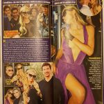 Paris Hilton Just Cavalli Milano Italia foto Gabriele Ardemagni settimanale Nuovo