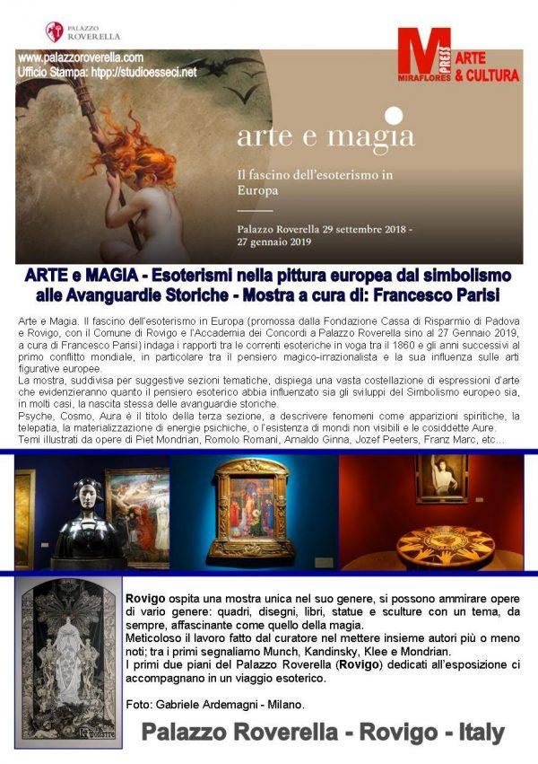 Arte e Magia foto Gabriele Ardemagni Miraflores Press Italia