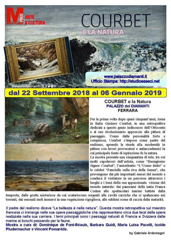 Courbet e la Natura foto Gabriele Ardemagni Miraflores Press Italia