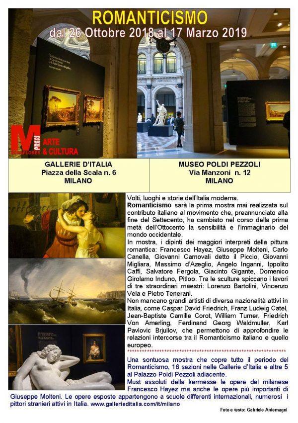 Il Romanticismo foto Gabriele Ardemagni Miraflores Press Italia