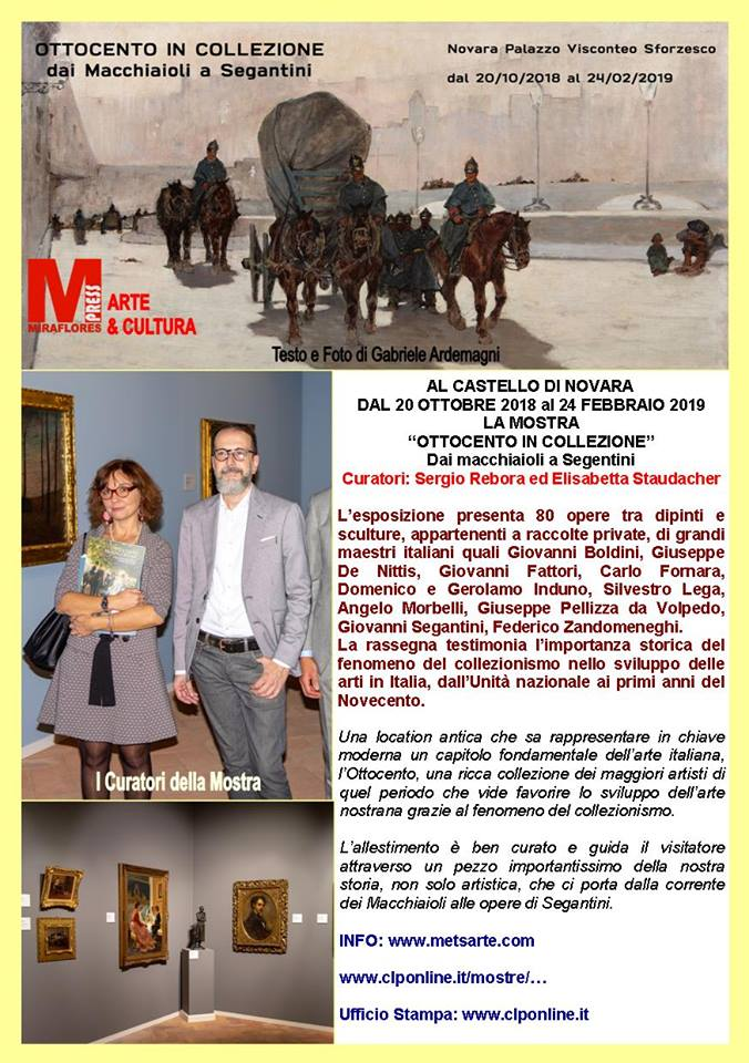 Ottocento in Collezione foto Gabriele Ardemagni Miraflores Press Italia