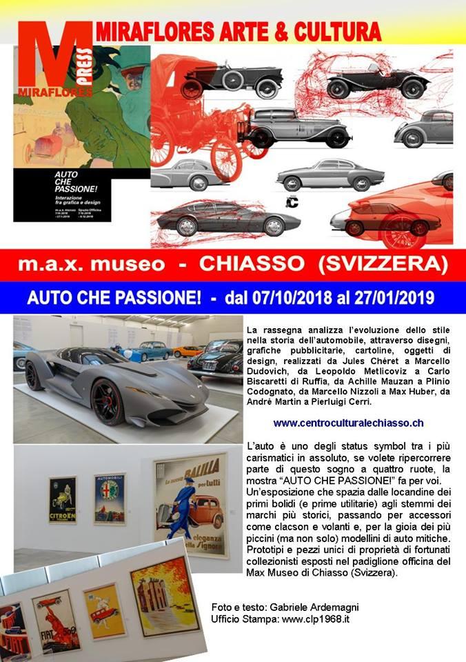 Auto che Passione Miraflores Press 110 Dicembre 2018