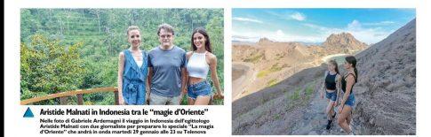 Il Giorno 05/01/2019 Magia d'Oriente