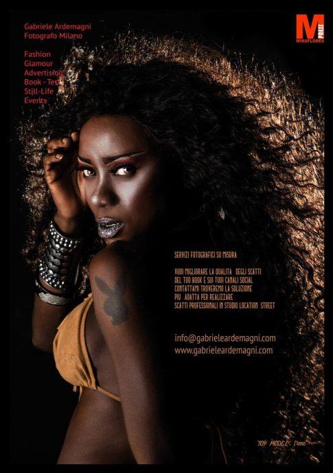 Miraflores Press #113 Marzo 2019 Irene