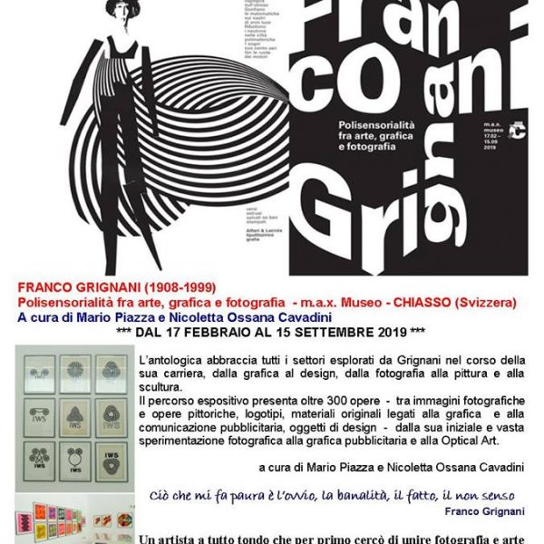 Miraflores Press #114 Aprile 2019 Grignani