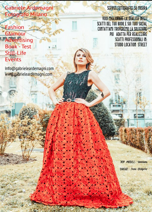 Miraflores Press #115 Maggio 2019 Yonelana
