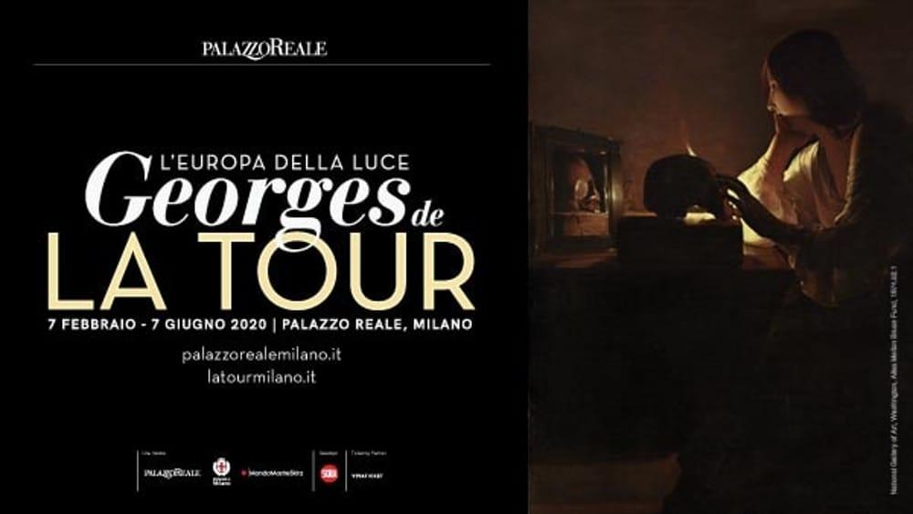 Georges de la Tour – L' Europa della luce – Palazzo Reale Milano