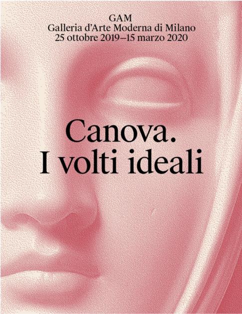 Canova I volti ideali GAM Milano