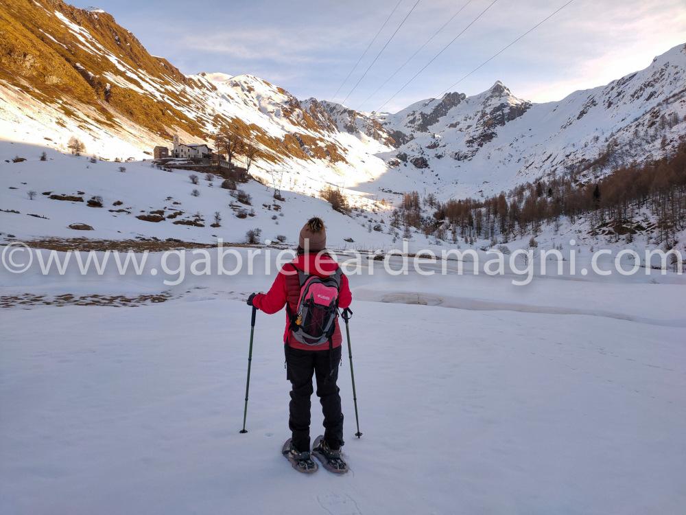 Val Biandino – Ciaspolata 02 02 2020
